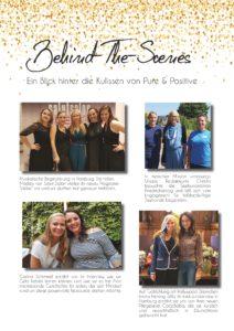 Pure & Positive, Doris Gross, Christin Prizelius, Emma Heming Willis, Carina Schimmel, Salut Salon, Seehundstation Friedrichskoog
