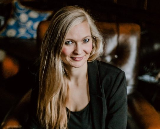 Christin Prizelius, Doris Gross. Pure and Positive, Dankbarkeit